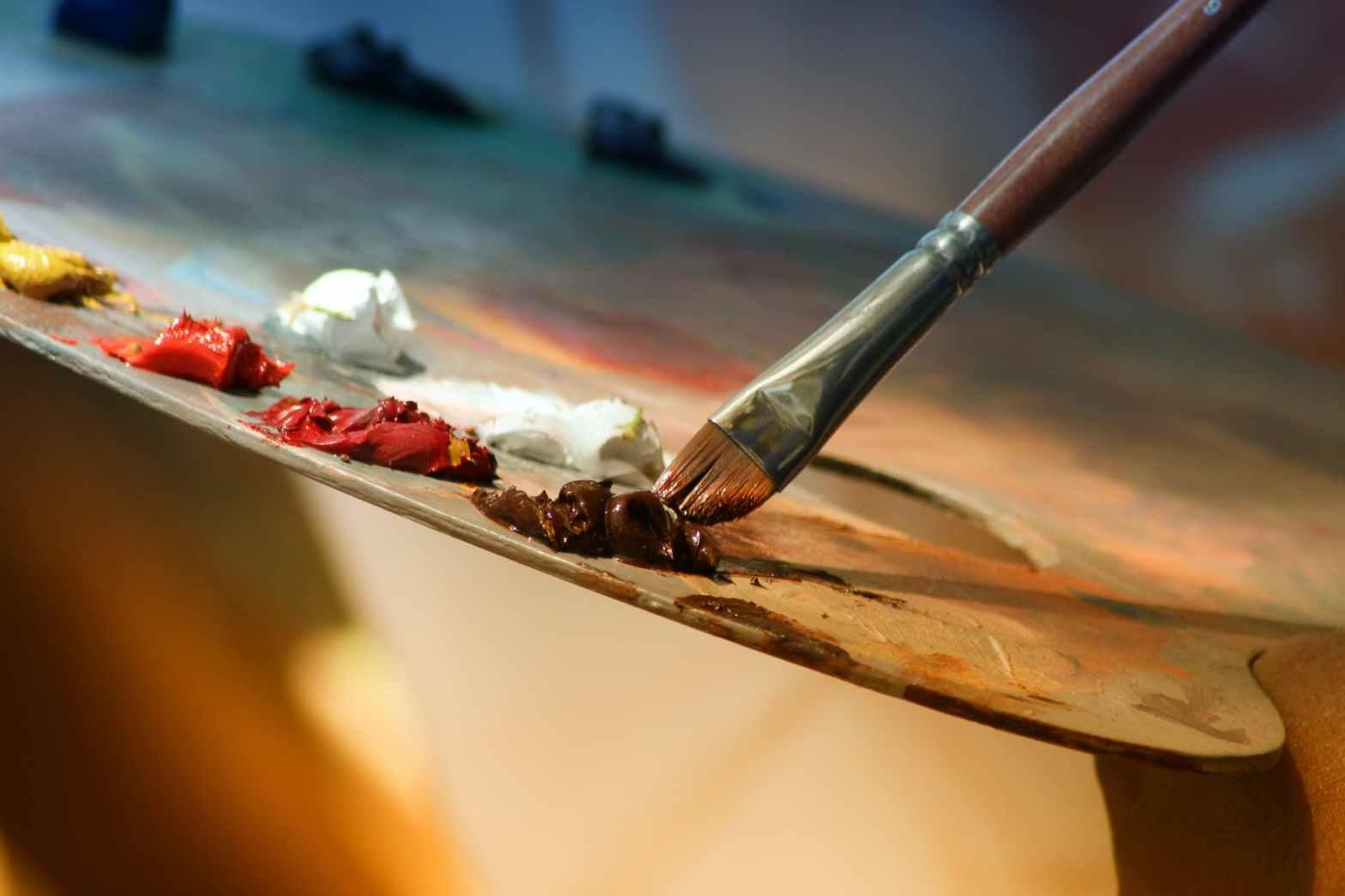 colores, texturas y formas...