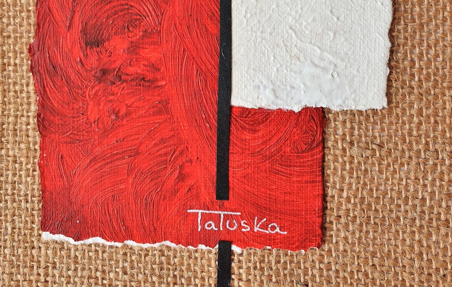 Firma personal de las obras de Tatuska