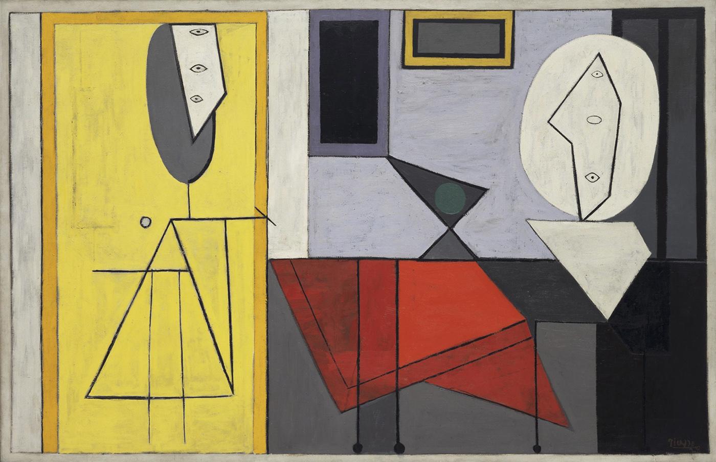 El estudio. 1927-1928 MoMA. Nueva York.