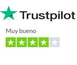 Puntuación de Artuska.com en Trustpilot